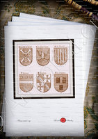 velin-d-Arches-BRIDOULE_Armorial Planche._France