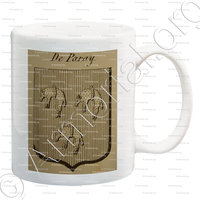 mug-DE PARAY_Auvergne_France