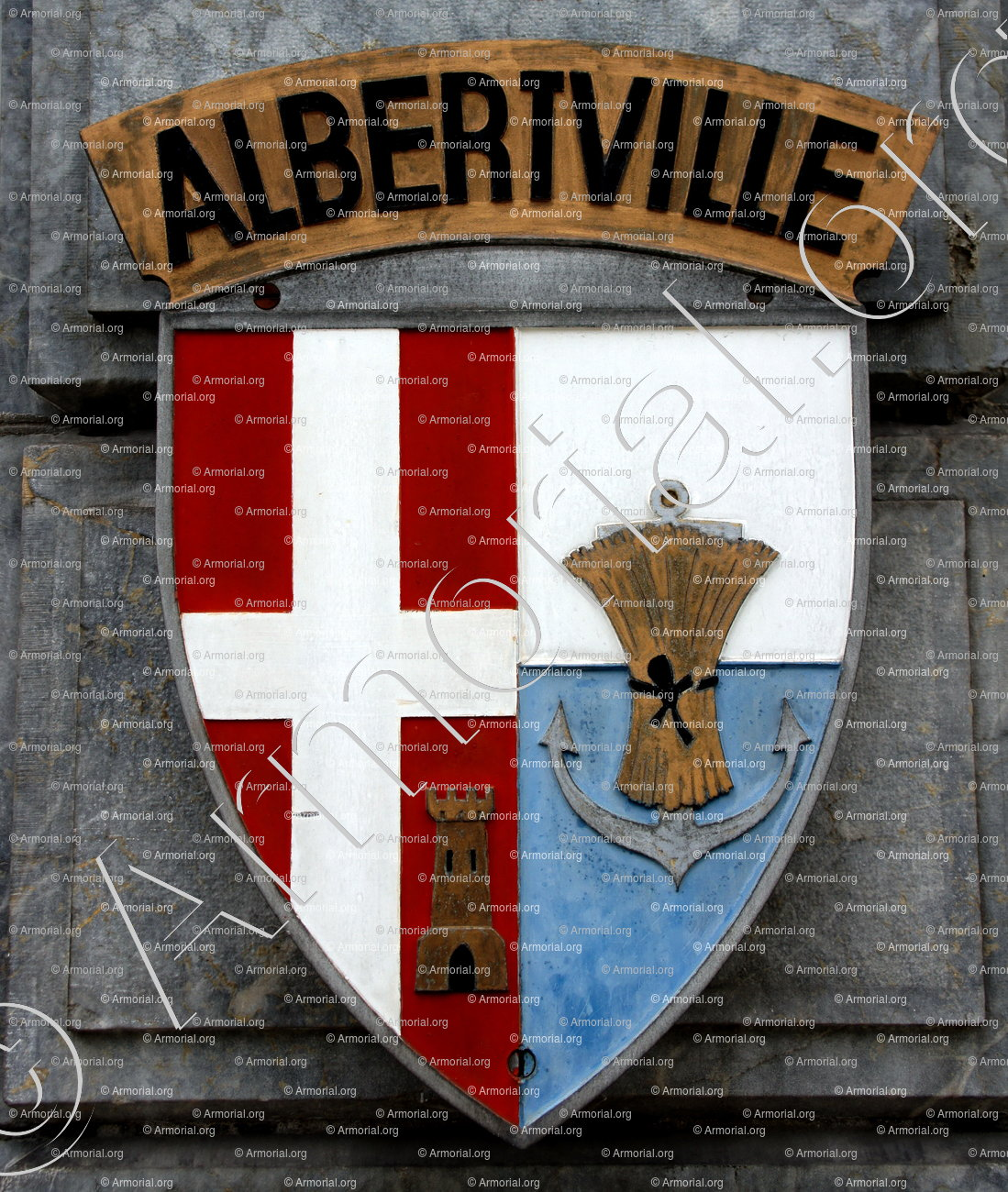 Hotel De Ville Albertville Histoire