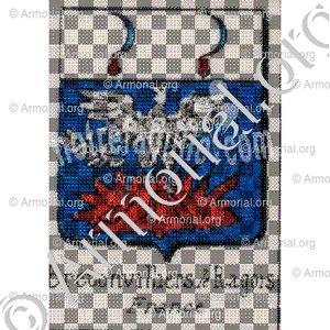 villiers armoiries blason etymologie et origine nom de famille genealogie anc tres. Black Bedroom Furniture Sets. Home Design Ideas