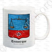 mug-LAMARQUE_Chevalier d'Empire_France