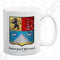 mug-LAMARQUE d'ARROUZAT_Baron d'Empire_France