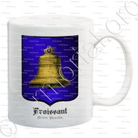 mug-FROISSANT_Artois, Picardie._France