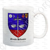 mug-Claude REDOULÈS_Grand Commandeur Grand Croix._France