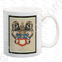 mug-FELIX_Paris. Les Registres du Roi, 1696._France +