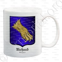 mug-RICHAUD_Dauphiné_France