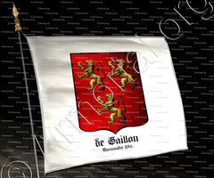 drapeau-de GAILLON_Normandie, 1145_France (1)