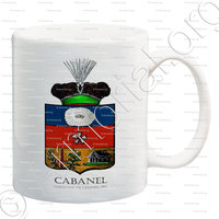 mug-CABANEL_Chevalier de l'Empire, 1811._France....