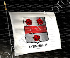 drapeau-de MONTLIBERT_Maine_France