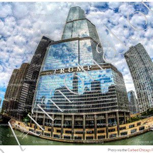 Trump International Hotel & Tower Chicago_Donald Trump_United States of América