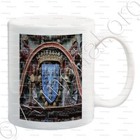 mug-FRANCE_Collégiale Saint Vulfran, Abbeville._France