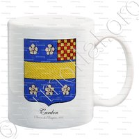 mug-CARDON_Baron de l'Empire, 1811._France