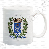 mug-SAINT-ETIENNE_Blason ancien._France