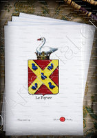 velin-d-Arches-LE POYVRE_Armorial royal des Pays-Bas_Europe