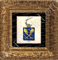 cadre-ancien-or-LE ROY_Armorial royal des Pays-Bas_Europe..