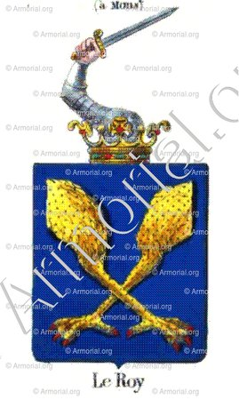 LE ROY_Armorial royal des Pays-Bas_Europe..