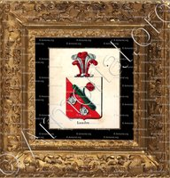 cadre-ancien-or-LUNDEN_Armorial royal des Pays-Bas_Europe