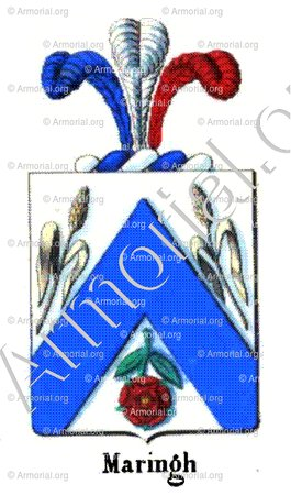 MARINGH_Armorial royal des Pays-Bas_Europe