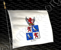 drapeau-MARTINI_Armorial royal des Pays-Bas_Europe..