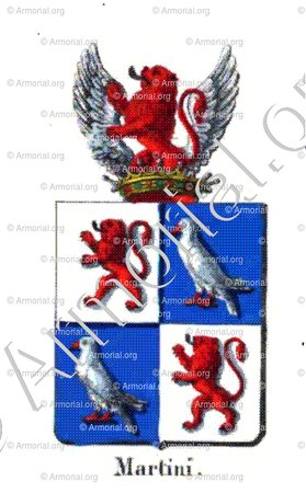 MARTINI_Armorial royal des Pays-Bas_Europe..
