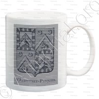 mug-AUDIFFRET-PASQUIRE_Provence, Paris, Italie_France