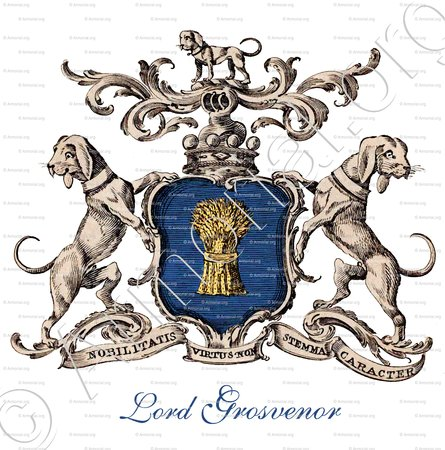 GROSVENOR_Lord Grosvenor_England ()