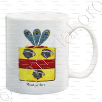 mug-MONTPELLIER_Armorial royal des Pays-Bas_Europe
