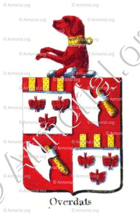OVERDATS_Armorial royal des Pays-Bas_Europe