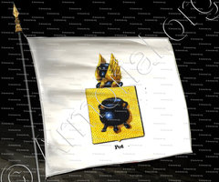 drapeau-POT_Armorial royal des Pays-Bas_Europe