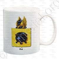 mug-POT_Armorial royal des Pays-Bas_Europe