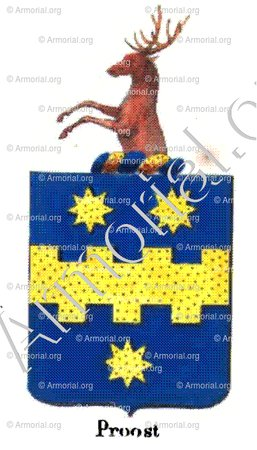 PROOST_Armorial royal des Pays-Bas_Europe