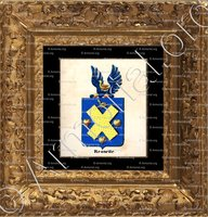 cadre-ancien-or-RENNETTE_Armorial royal des Pays-Bas_Europe