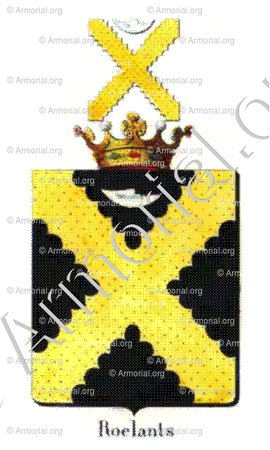 ROELANTS_Armorial royal des Pays-Bas_Europe