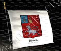 drapeau-BISSON_Empire français_France