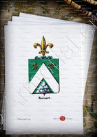 velin-d-Arches-ROTSART_Armorial royal des Pays-Bas_Europe