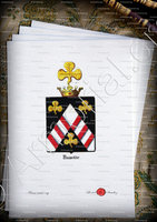 velin-d-Arches-RUZETTE_Armorial royal des Pays-Bas_Europe