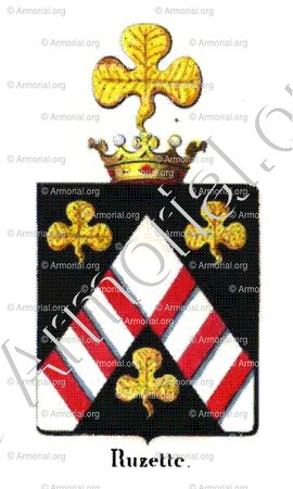 RUZETTE_Armorial royal des Pays-Bas_Europe