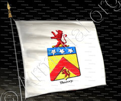 drapeau-THIERRY_Armorial royal des Pays-Bas_Europe