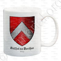 mug-GUILHOT dit DORLHAN_Velay_France