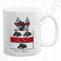 mug-VAN ALTERE_Armorial royal des Pays-Bas_Europe