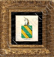 cadre-ancien-or-VAN BLOOTACKER_Armorial royal des Pays-Bas_Europe
