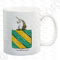 mug-VAN BLOOTACKER_Armorial royal des Pays-Bas_Europe