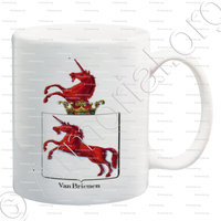 mug-VAN BRIENEN_Armorial royal des Pays-Bas_Europe