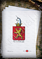 velin-d-Arches-VAN COECKELBERGHE_Armorial royal des Pays-Bas_Europe