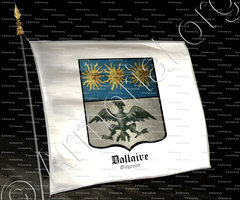 drapeau-DALLAIRE_Guyenne_France