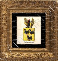 cadre-ancien-or-VAN KERRENBROECK_Armorial royal des Pays-Bas_Europe