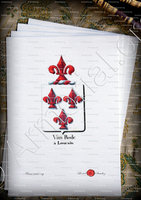 velin-d-Arches-VAN RODE_Armorial royal des Pays-Bas_Europe