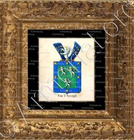 cadre-ancien-or-VAN T'SESTIGH_Armorial royal des Pays-Bas_Europe