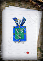 velin-d-Arches-VAN T'SESTIGH_Armorial royal des Pays-Bas_Europe