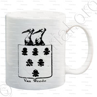 mug-VAN WEEDE_Armorial royal des Pays-Bas_Europe